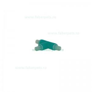 Distribuitor teu aer verde cu duze pentru acvariu 10/set