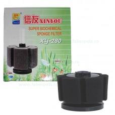 Filtru acvariu de burete cu talpa XY-280