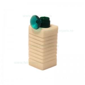 Filtru burete simplu pentru acvariu, Panzi patrat 5x5x10 cm