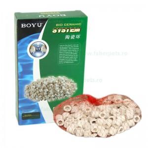Inele ceramice pentru acvarii BOYU CR-500