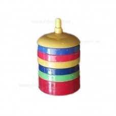 Pulverizator aer cilindric reglabil 30x45 mm