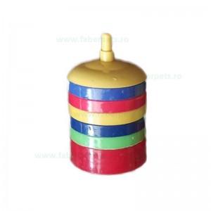 Pulverizator aer cilindric reglabil 30x45 mm 4/set