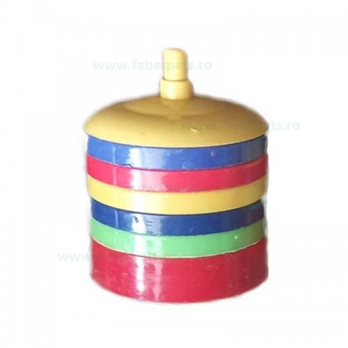 Pulverizator aer cilindric reglabil 45x65 mm