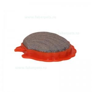Piatra aer cu forma scoica mare 10 cm