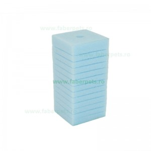 Rezerva de burete Panzi patrat 8x8x20/1,4 cm