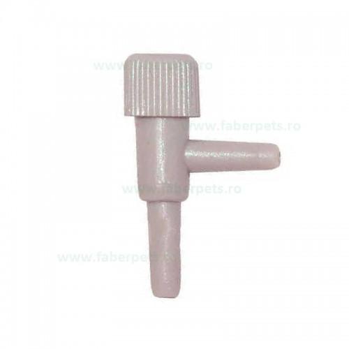 Regulator aer acvariu pentru furtun 4 mm 10/set