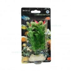 "Plante artificiale acvariu 4"" - 10 cm"