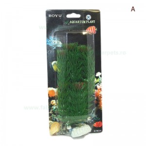 "Plante artificiale acvariu 8"" - 20 cm"