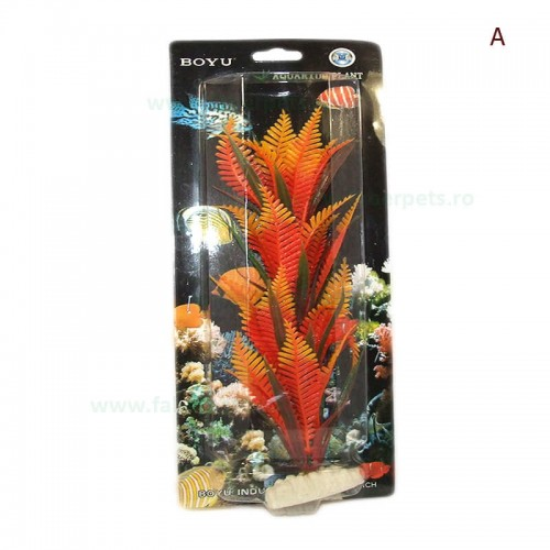 "Plante artificiale acvariu 12"" - 30 cm"