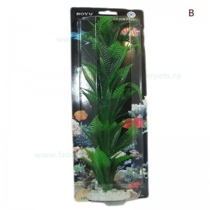 "Plante artificiale acvariu 16"" - 40 cm"