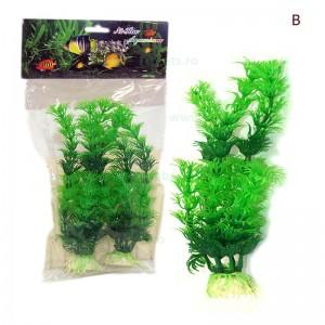 """Plante artificiale 8"""" - 20 cm 2/set"""