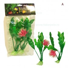 "Plante artificiale 8"" - 20 cm 2/set"