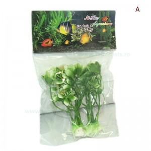 """Plante artificiale 4"""" - 10 cm 2/set"""