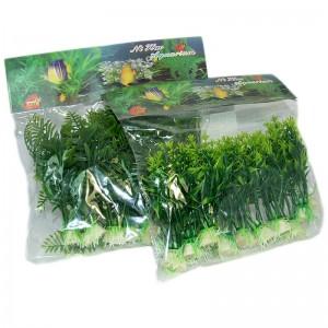 """Plante artificiale 4"""" - 10 cm 10/set"""