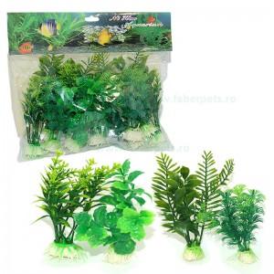 """Plante artificiale 4"""" - 10 cm 10/set A"""