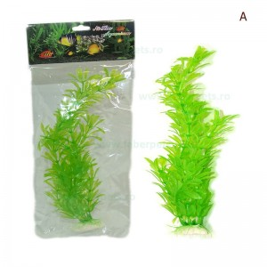 "Plante artificiale acvariu 10"" - 25 cm A"