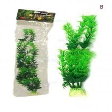 "Plante artificiale acvariu 10"" - 25 cm B"