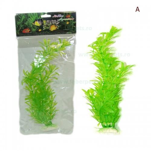 "Plante artificiale acvariu 14"" - 35 cm A"