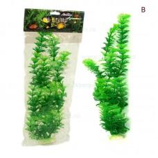 "Plante artificiale acvariu 14"" - 35 cm B"