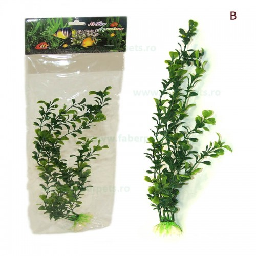 "Plante artificiale acvariu 12"" - 30 cm B"