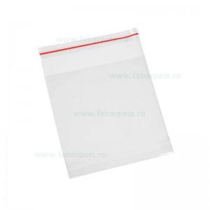 Set pungi cu inchidere fermoar ziplock 120x170 mm 100/set