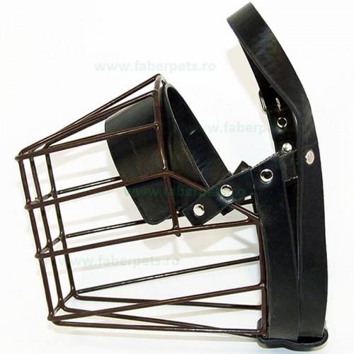 Botnita metalica Caine - XL 22-28x22 cm