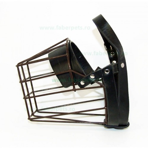 Botnita metalica Caine - M