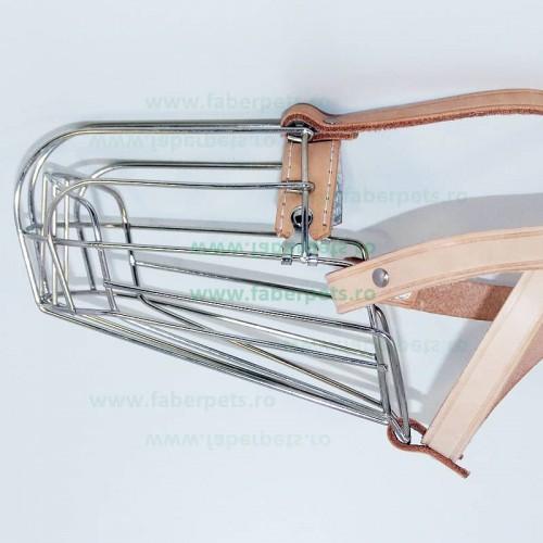 Botnita metalica Dobermann - Medie
