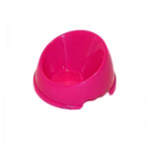 Castron plastic oblic simplu 0.6 l