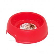 Castron plastic rotund simplu 0.55 l