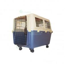Cusca transport pentru caini 80x59x56