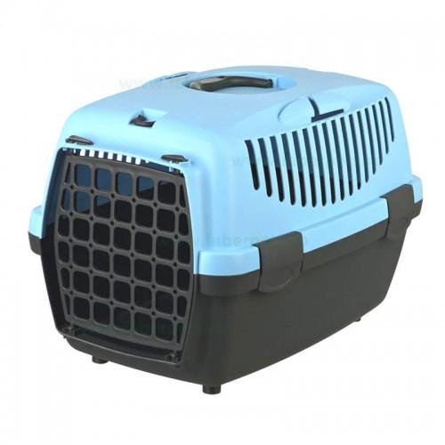 Cusca transport pentru caini si pisici 48x32x32 cm
