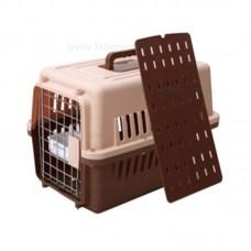 Cusca transport pentru caini si pisici 48x32x30 cm