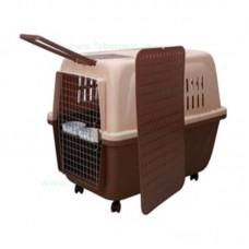 Cusca transport pentru caini 81x57x59