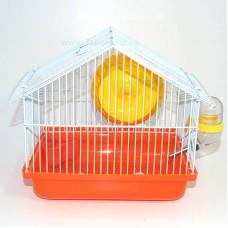 Cusca pentru hamsteri si alte rozatoare 23x17x19 cm