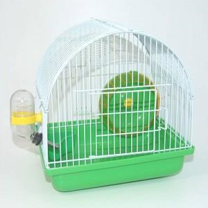 Cusca pentru hamsteri si alte rozatoare 22x17x22 cm