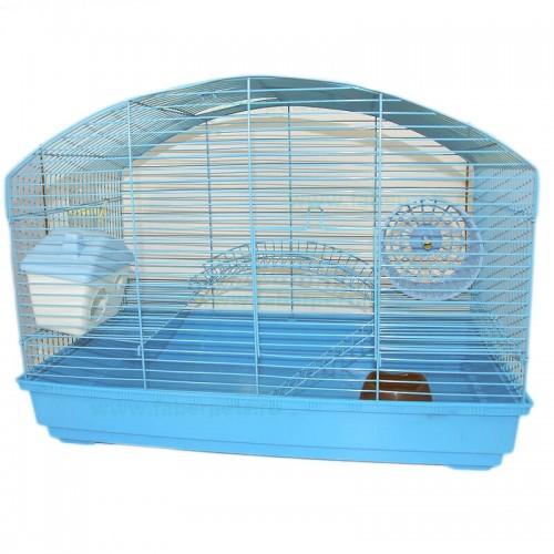 Cusca pentru hamsteri si alte rozatoare 31x57x41 cm
