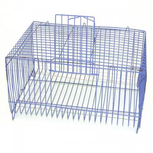 Cusca de transport pentru animalele mici 18x12x27 cm