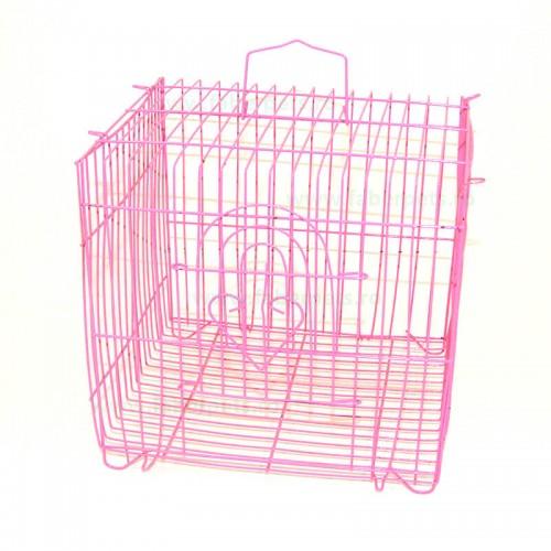 Cusca de transport pentru animalele mici 18x20x20 cm