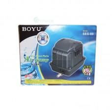 Compresor aer acvariu BOYU SES-60 60L/min 35W