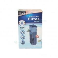 Filtru apa acvariu BOYU SP-601F 200L/h 6W