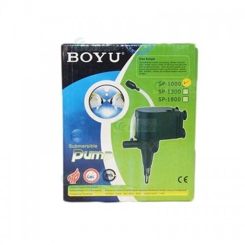 Cap filtru (pompa) apa acvariu BOYU SP-1000 300L/h 8W
