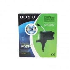 Cap filtru (pompa) apa acvariu BOYU SP-1300 400L/h 9W
