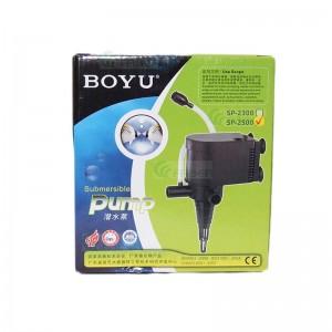 Cap filtru (pompa) apa acvariu BOYU SP-2500
