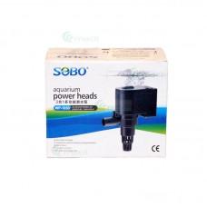 Cap filtru (pompa) apa acvariu SOBO WP-1050 400L/h 4W