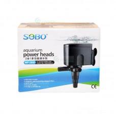 Cap filtru (pompa) apa acvariu SOBO WP-3880 2500L/h 35W