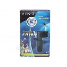 Filtru apa acvariu BOYU SP-1000C 300L/h 8W