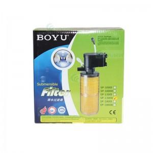 Filtru apa acvariu BOYU SP-1300II 400L/h 9W