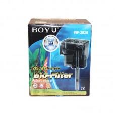 Filtru apa extern cascada acvariu BOYU WF-2025 300L/h 11W