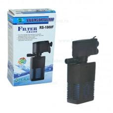 Filtru apa acvariu RS-1000F 650 L/h 15W
